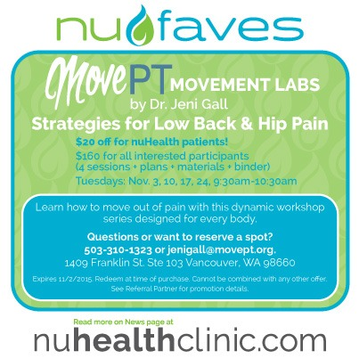 NuHealth-Clinic-Referral-Deal-October2015-nufaves-physical-therapy
