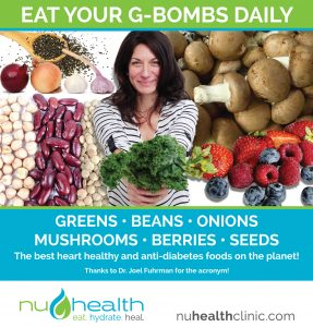 nuHealth clinic Dr. Nadene Neale Vancouver Wa Naturopath G-Bombs