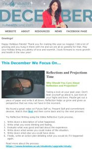 nuHealth clinic Dr. Nadene Neal Vancouver Wa Naturopath newlsetter December